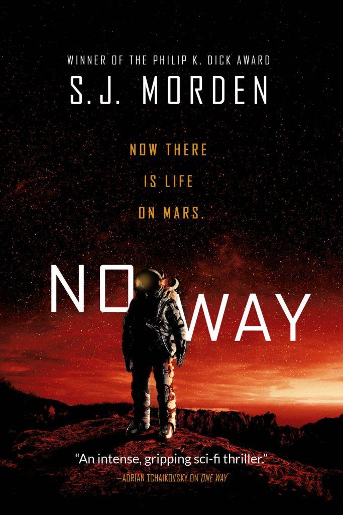 Писатель и ученый С. Дж. Морден рассказывает о создании научно-фантастического триллера «Билет в один конец» 4