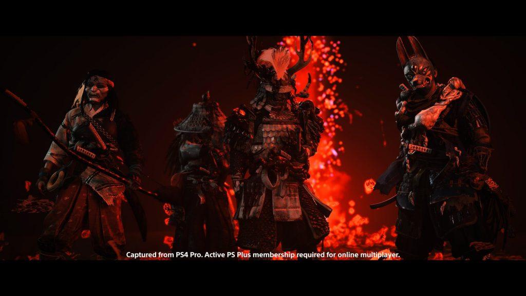 Ghost of Tsushima получит DLC с кооперативом имифическими существами
