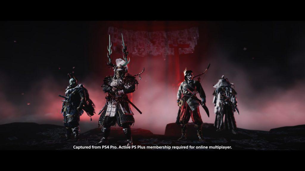Ghost of Tsushima получит DLC с кооперативом имифическими существами 1
