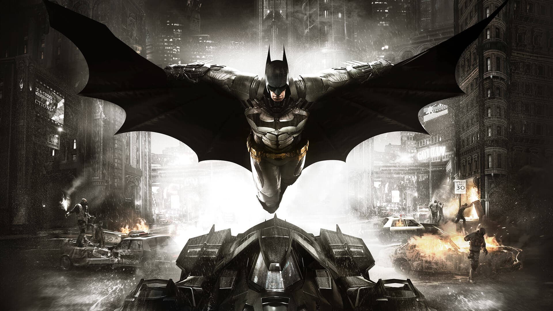 Arkham Knight и Injustice 2 — что купить на распродаже вSteam вчесть DC FanDome