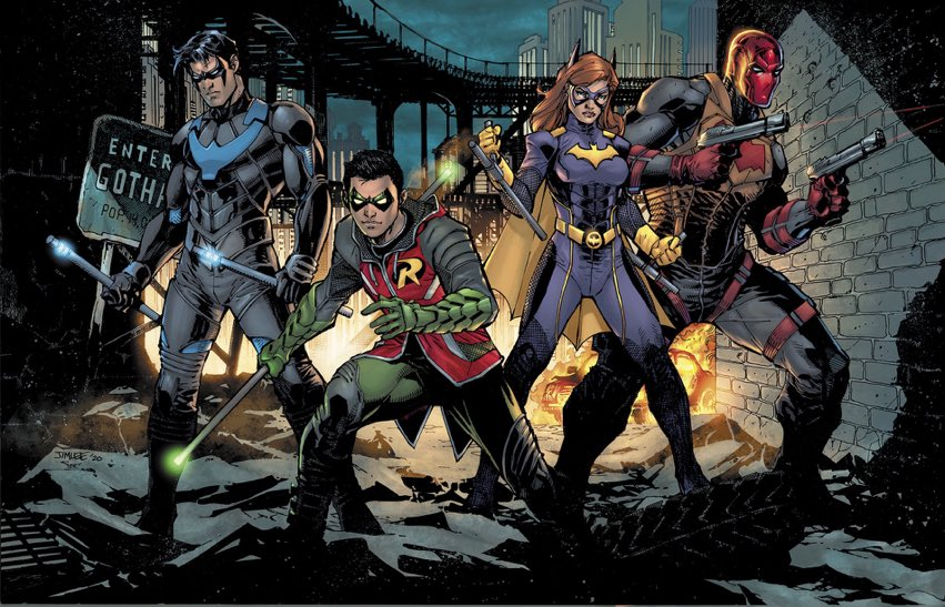Смотрим DC FanDome и собираем трейлеры 4