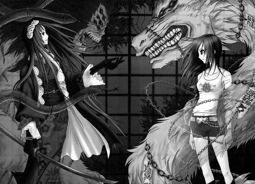 Ga-Rei Zero. Японский Дарт Вейдер и хорошее аниме, которое вы наверняка пропустили 1
