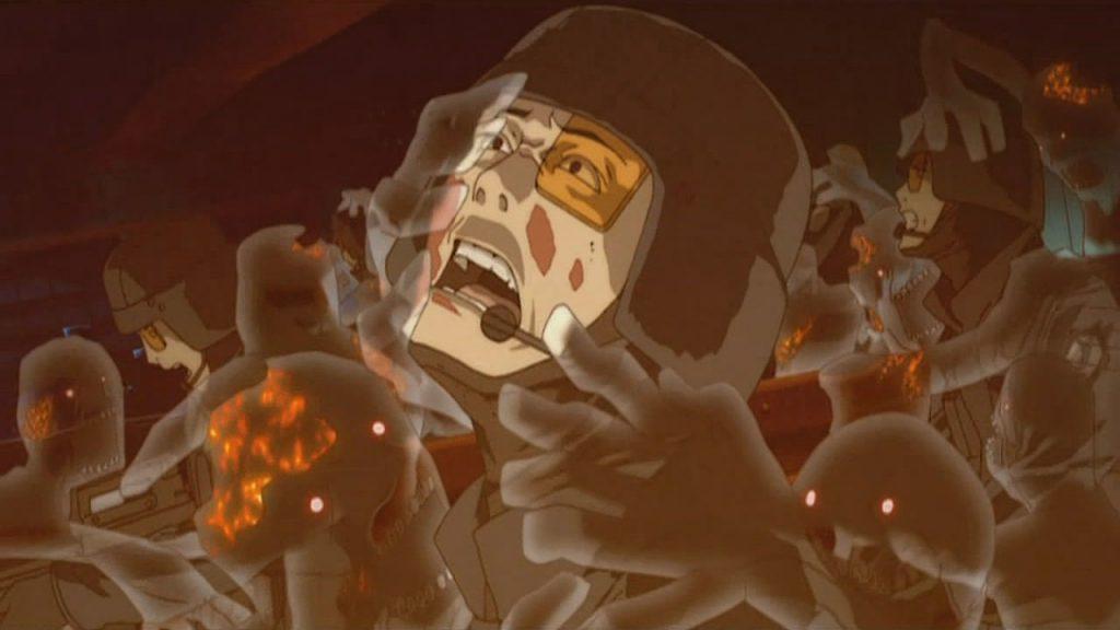 Ga-Rei Zero. Японский Дарт Вейдер и хорошее аниме, которое вы наверняка пропустили 3