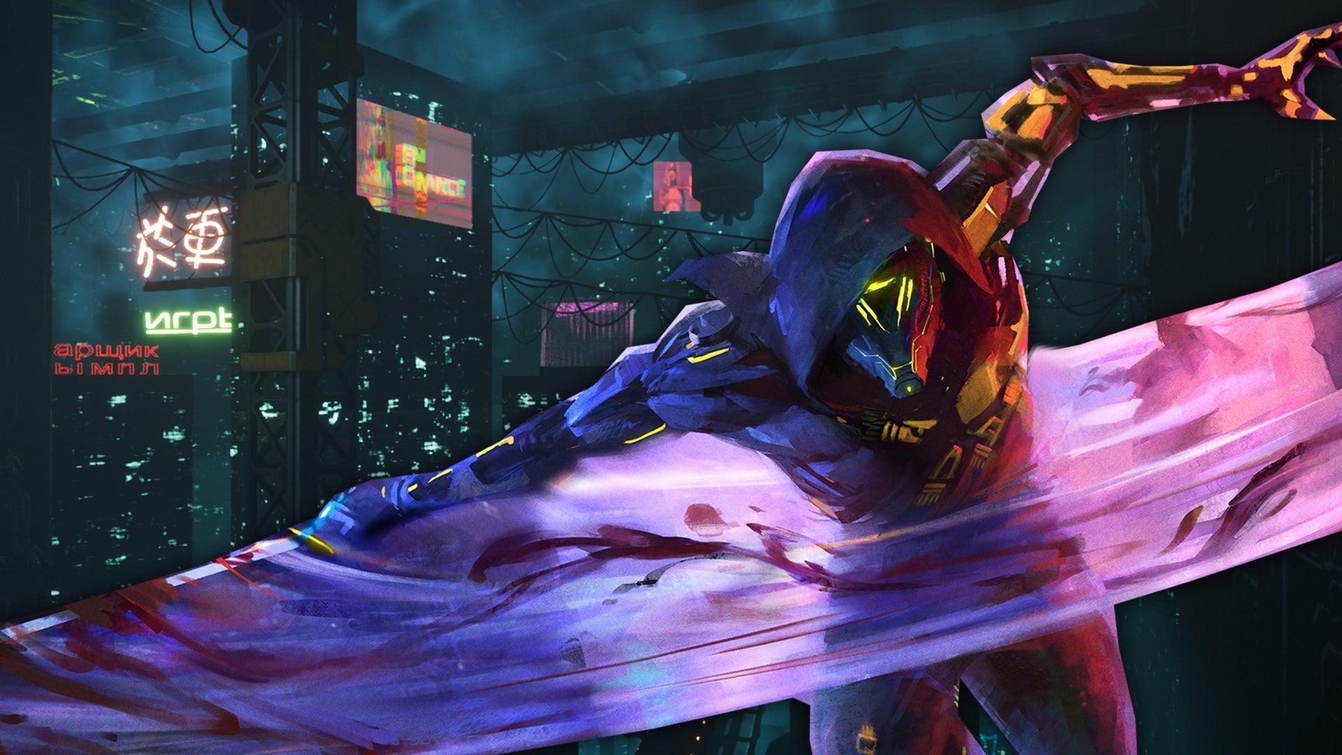 Новый тизер и геймплей Ghostrunner — игры про киберпанк-самурая