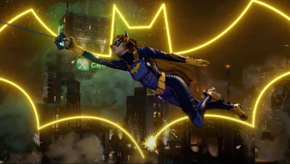 Gotham Knights не будет игрой-сервисом — и другиеподробности