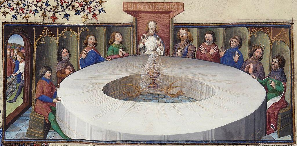 Полная чаша. Поиски святого Грааля 6