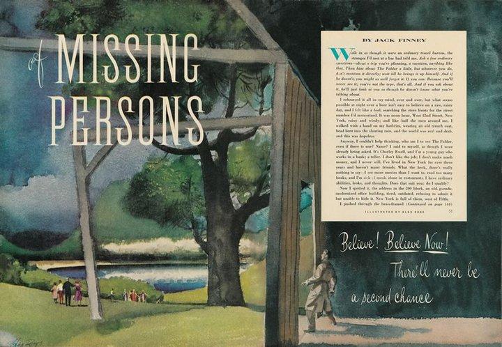Читаем рассказ: Джек Финней «О пропавших без вести». Я сваливаю с этой планеты! 1