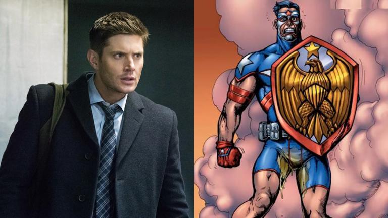Джейсен Эклс сыграет супергероя «Солдатика» в третьем сезоне «Пацанов»