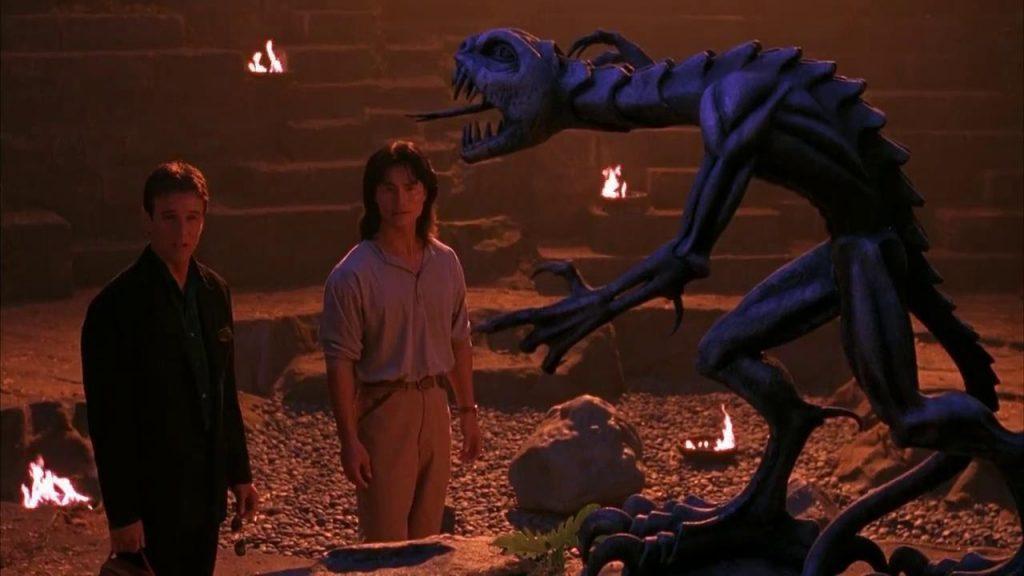 «Смертельная битва»: 25 лет первой удачной экранизации игры 7