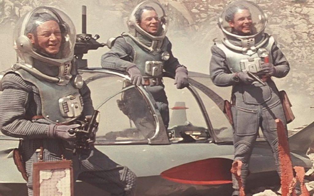 Любимые советские фантастические фильмы: выбор Николая Пегасова 5