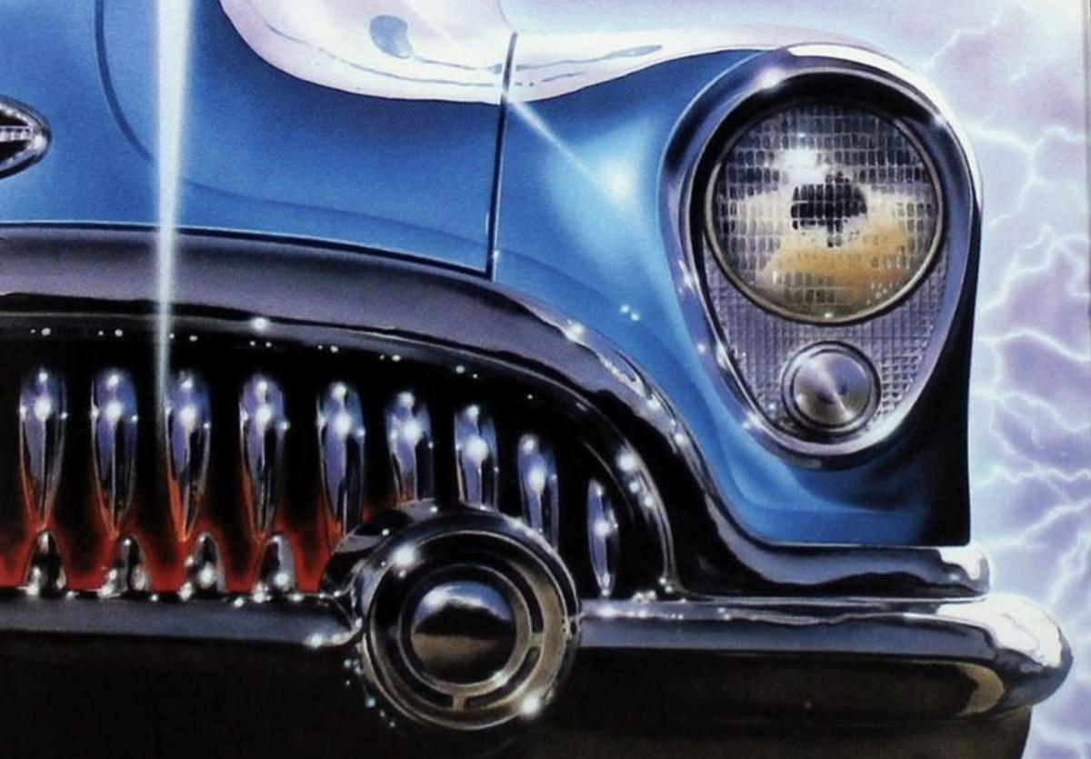 """Постановщик «Земли вампиров» экранизирует книгу Стивена Кинга «Почти как """"бьюик""""»"""