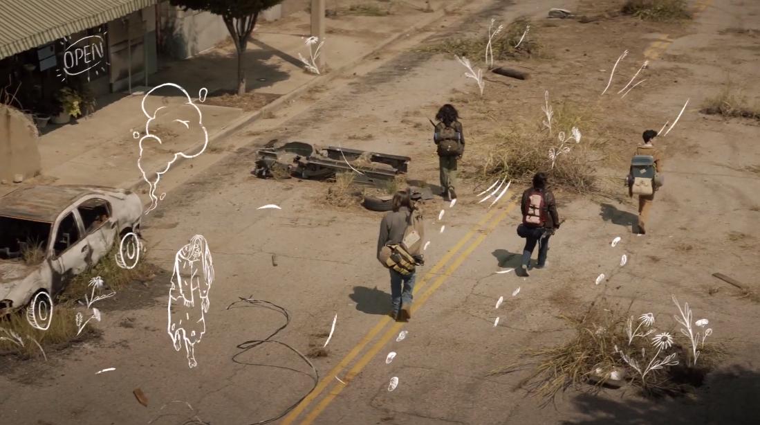 Новый тизер-трейлер «Ходячих мертвецов: Мир за пределами»