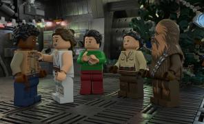 17 ноября выйдет рождественский спецэпизод «Лего: Звездные войны»