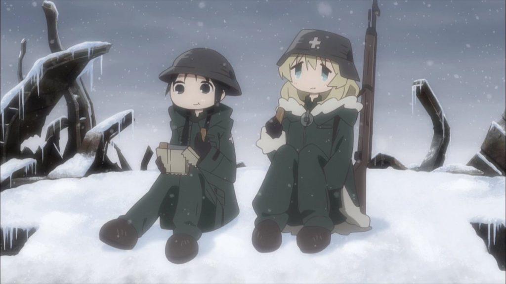 Иясикей: лёгкое доброе аниме, поднимающее настроение 8