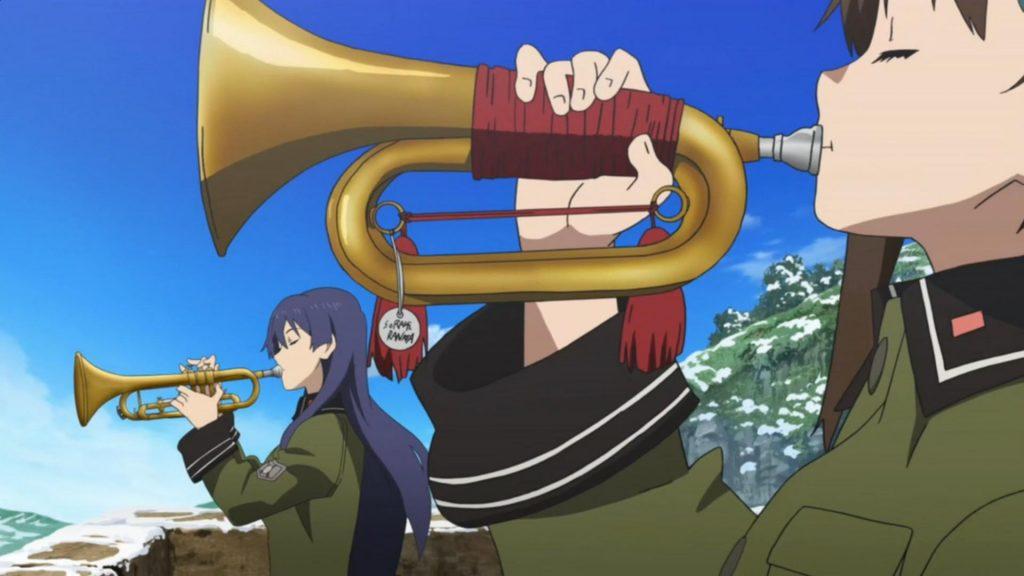 Иясикей: лёгкое доброе аниме, поднимающее настроение 9