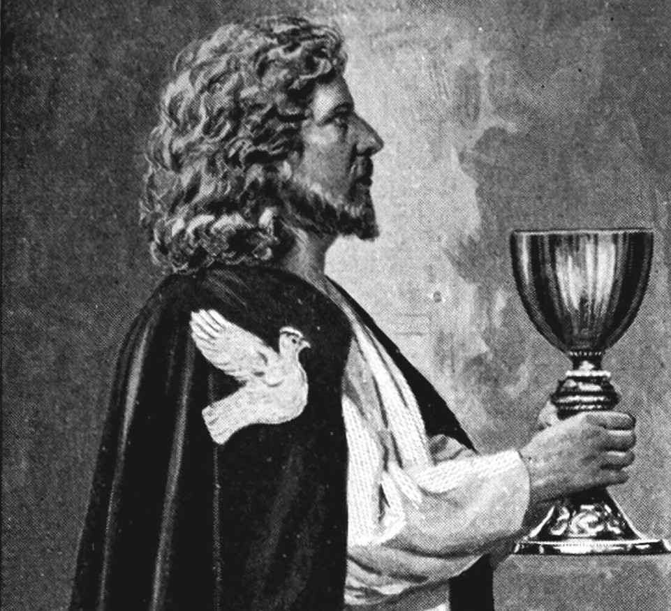Полная чаша. Поиски святого Грааля 14