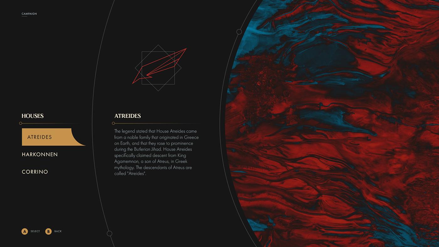 Находка: современный взгляд настратегию Dune II. К сожалению, это лишь концепт-проект 3