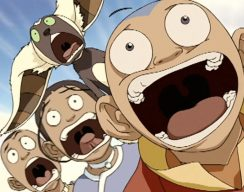 Nickelodeon показал оригинальный пилот «Аватара: Легенда об Аанге» 1