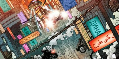 Комиксы августа 2020: фэнтези и фантастика 10