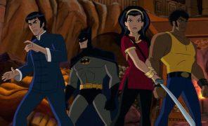 Сюжет нового мультфильма про Бэтмена развернётся в1970-е и расскажет промастеров единоборств