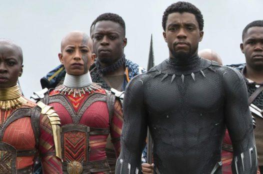 Кто станет Чёрной Пантерой? Будущее киновселенной Marvel 13
