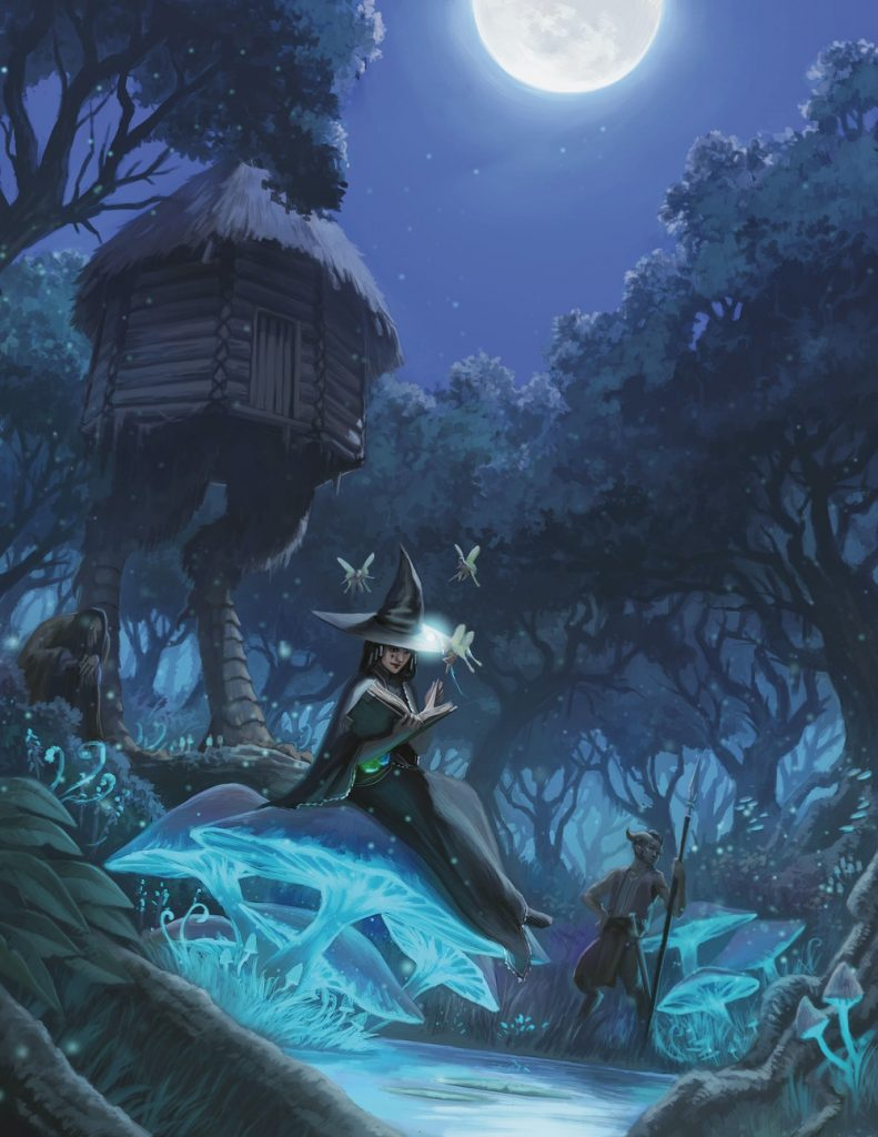 WotC представила Tasha's Cauldron ofEverything — новую книгу поDungeons & Dragons 4