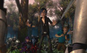 Финалом «Историй Аркадии» станет мультфильм «Охотники натроллей: Восстание титанов»