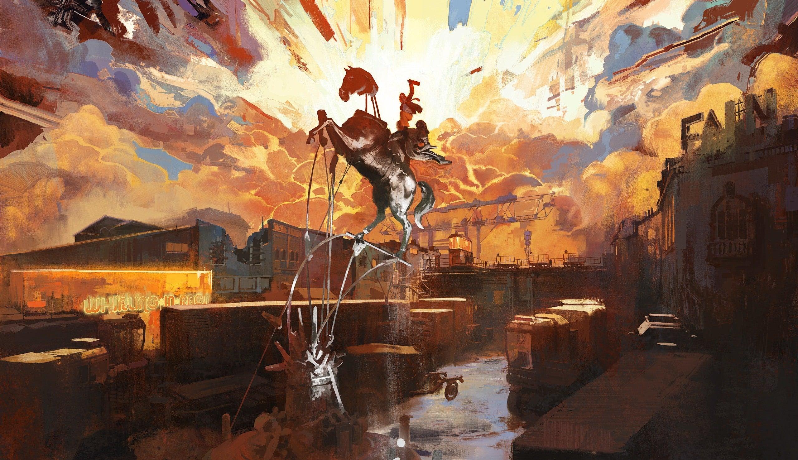 Disco Elysium, Pathfinder и Deus Ex — что купить на распродаже в GOG