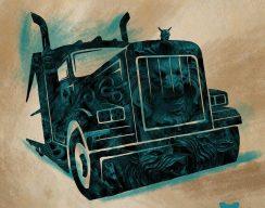 Джо Хилл «Полный газ»: сын Стивена Кинга вот-вот уделает отца 1