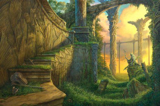 Читаем книгу: Тэд Уильямс «Империя травы». Продолжение «Ордена манускрипта»