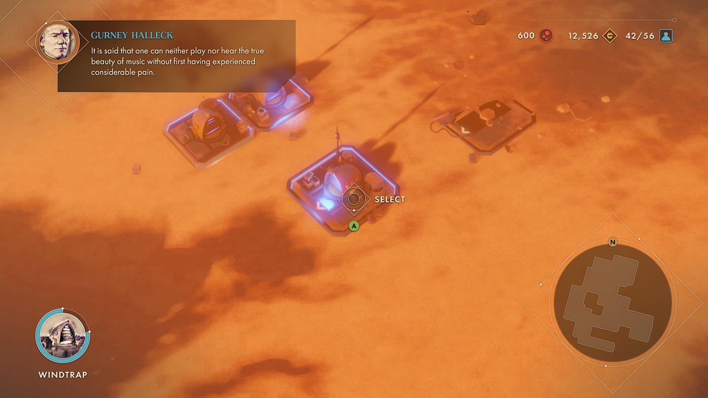 Находка: современный взгляд настратегию Dune II. К сожалению, это лишь концепт-проект