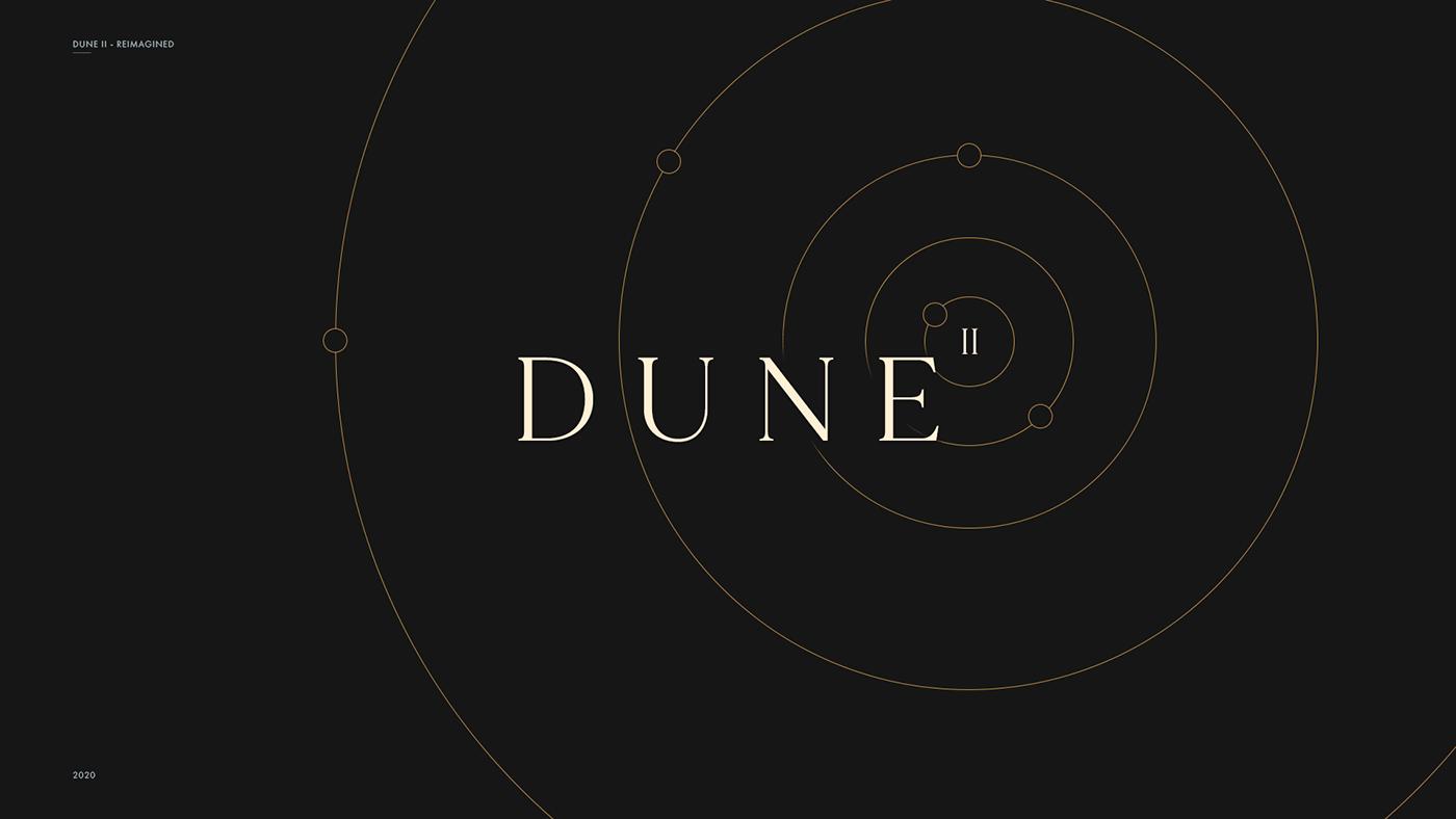Находка: современный взгляд настратегию Dune II. К сожалению, это лишь концепт-проект 5