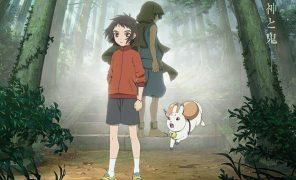 Кролики и демоны: трейлер аниме-фильма «Дитя месяца богов»