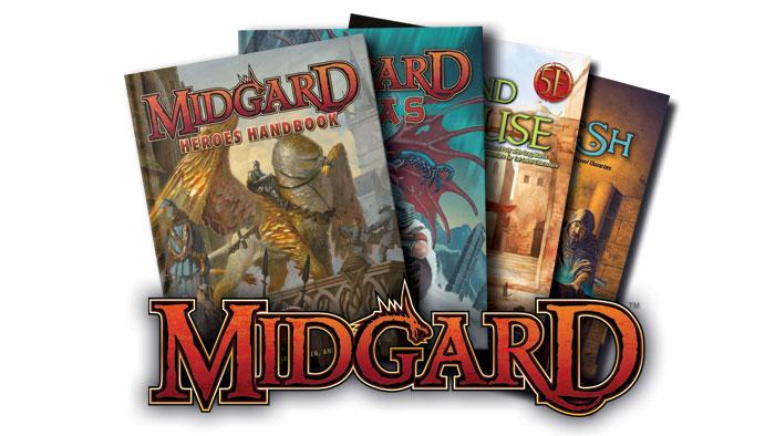 На CrowdRepublic стартовал предзаказ «Midgard. Книга Героев» —сеттинга дляDungeons&Dragons