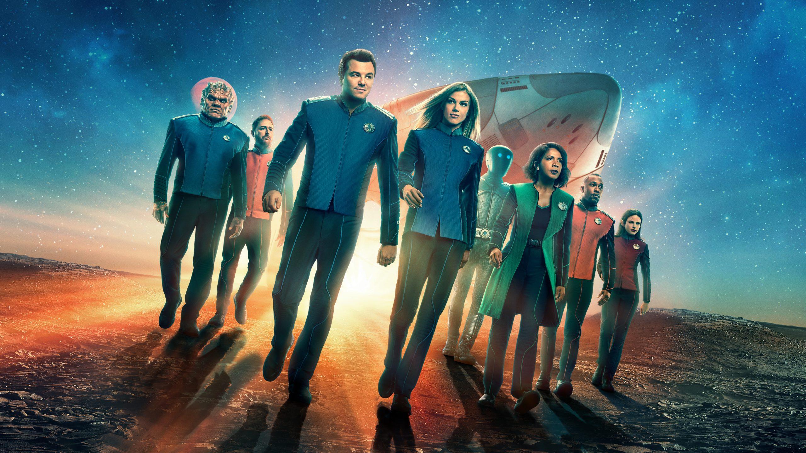 СМИ: Hulu решил закрыть «Орвилл» после третьего сезона