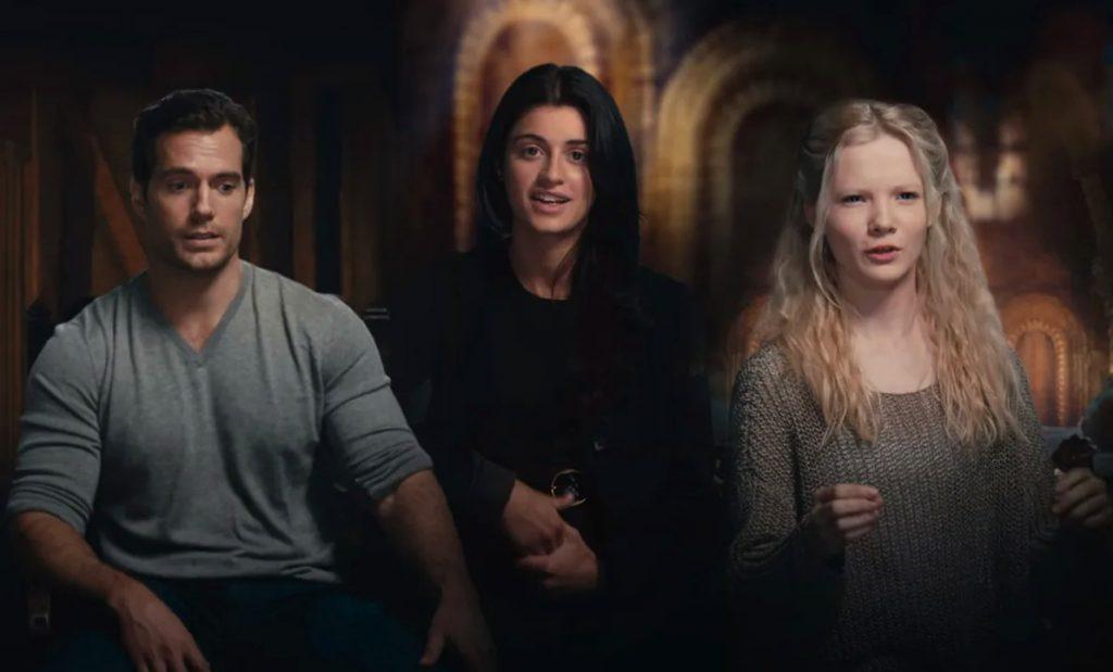 Как снимали «Ведьмака»? Что мы узнали из документального фильма Netflix 10