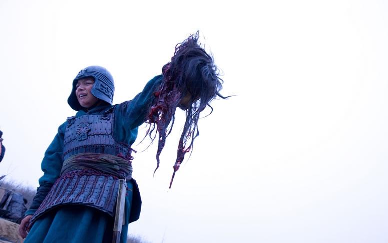 Настоящая Мулан из легенды: кровь, патриотизм и никакого Мушу 2