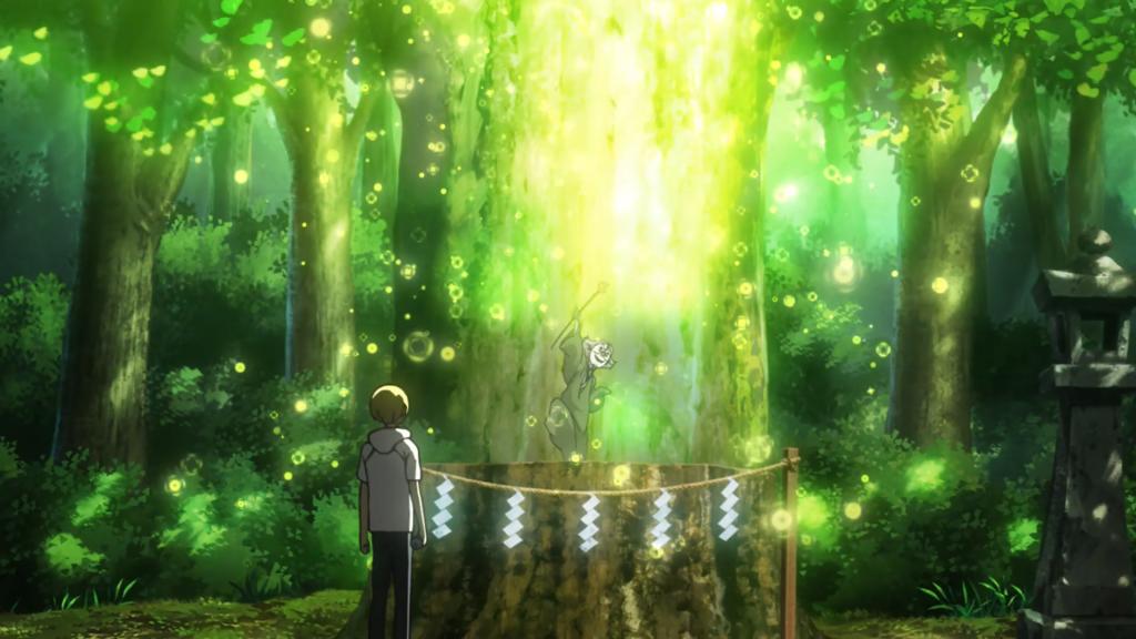 Иясикей: лёгкое доброе аниме, поднимающее настроение 7