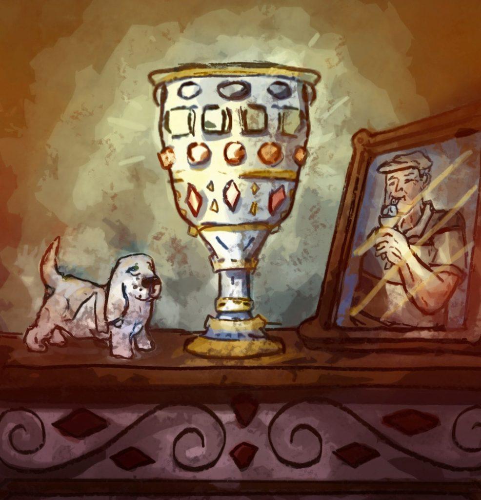 Читаем волшебный рассказ Нила Геймана «Рыцарство» 1