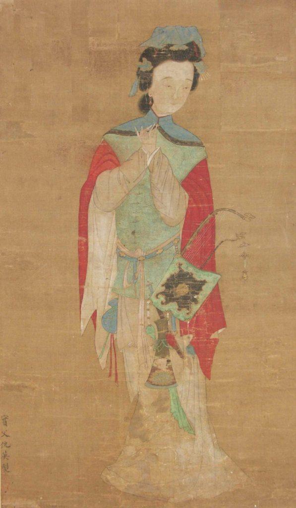 Мулань (Британский музей)