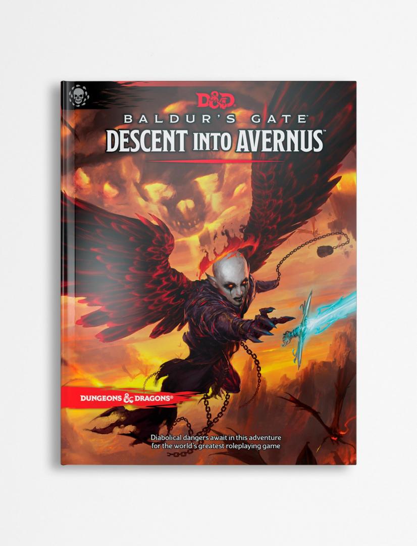 HW выпустит на русском Baldur's Gate: Descent Into Avernus— «адское» приключение дляD&D