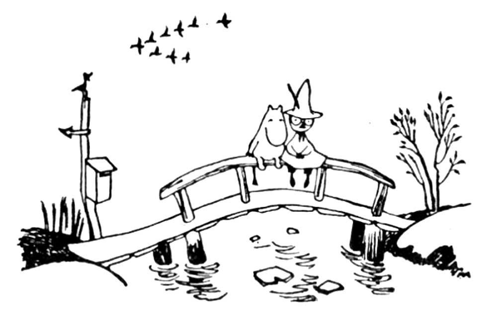 Мир Муми-троллей и как в него попасть 10