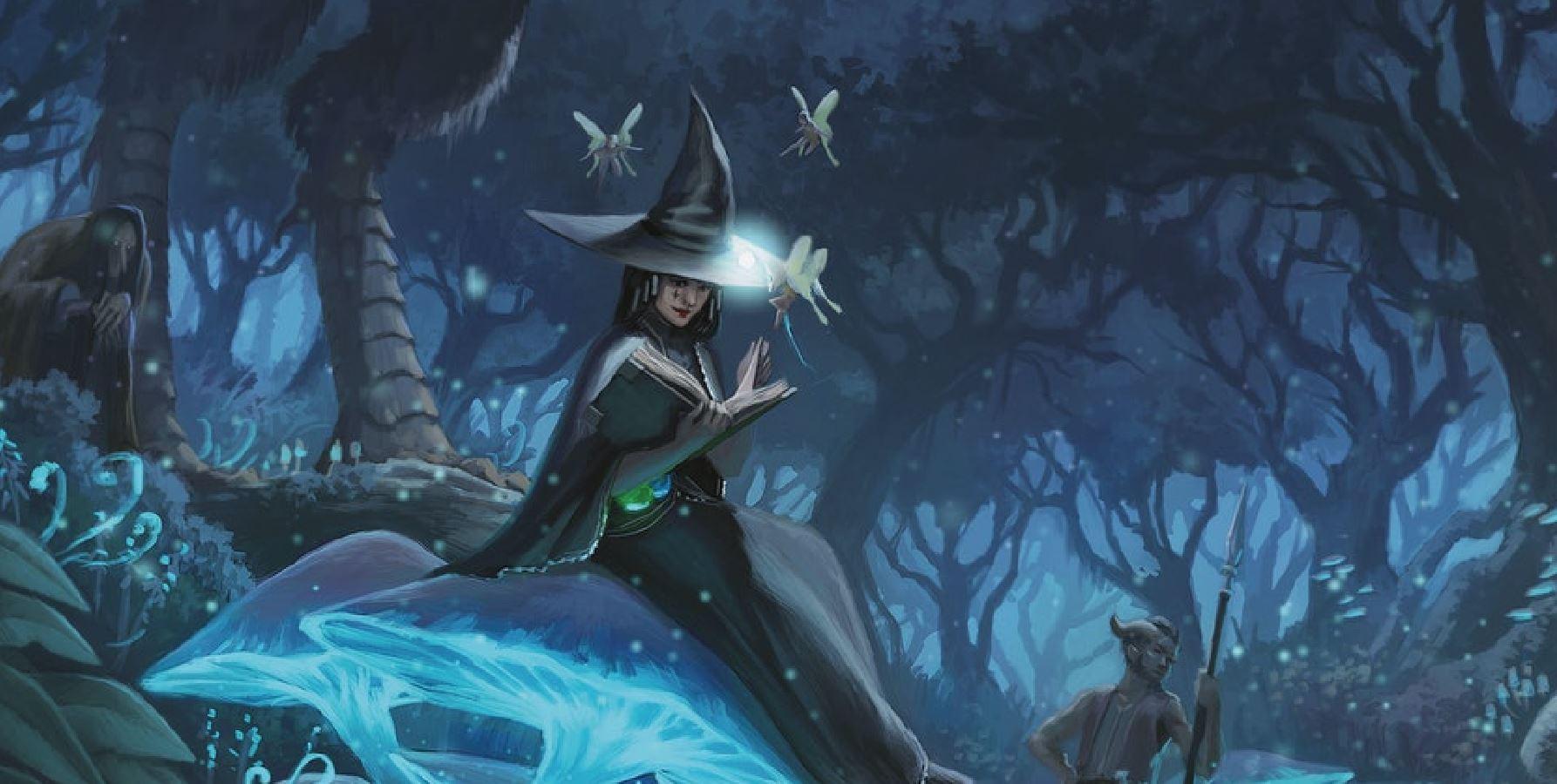 WotC представила Tasha's Cauldron ofEverything — новую книгу поDungeons & Dragons 5ed