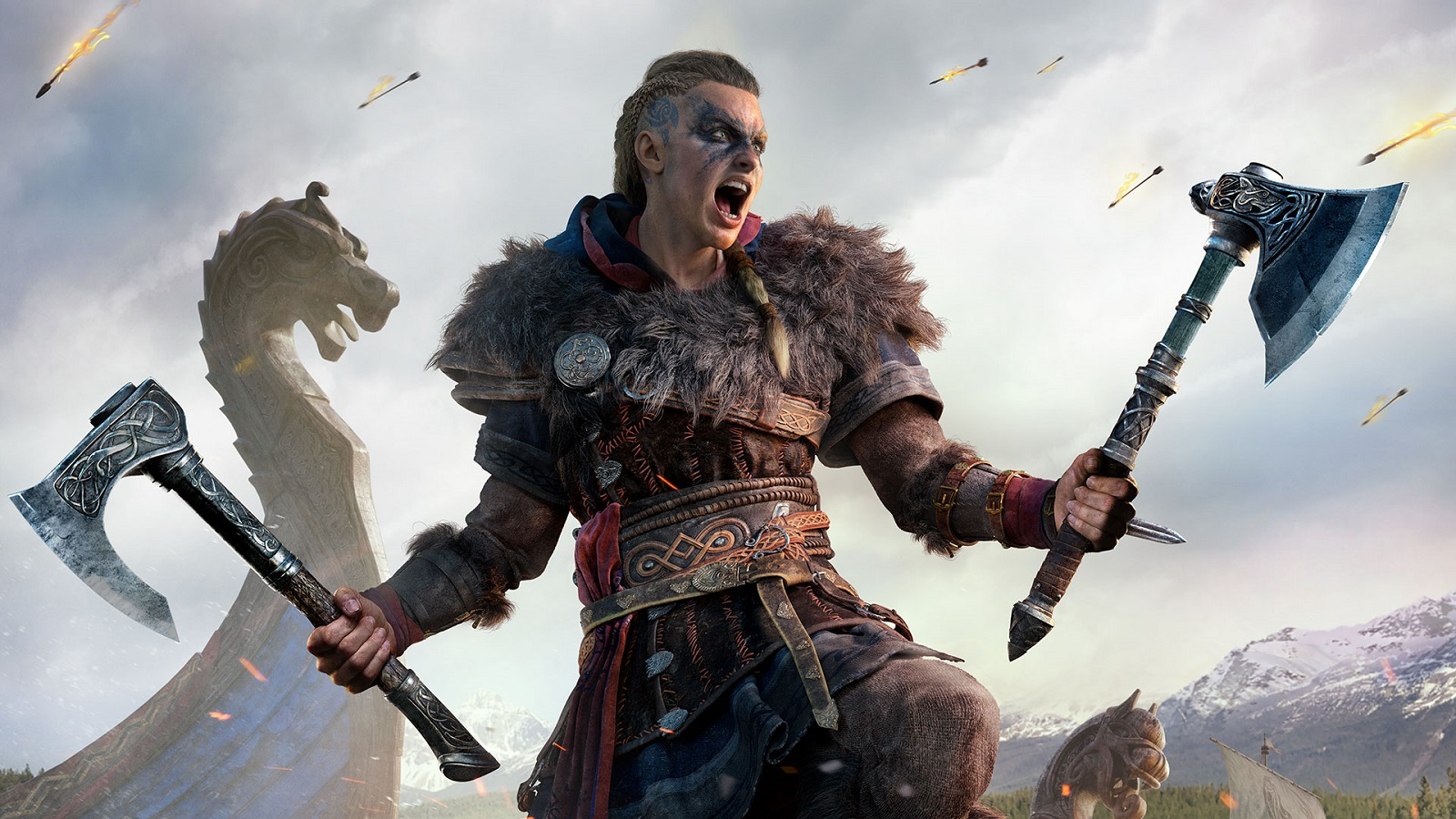 Assassin's Creed Valhalla перенесли — игра выйдет чуть раньше! 1