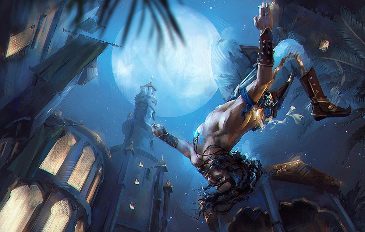 Джейсон Шрайер: ремейк Prince of Persia покажут 10 сентября