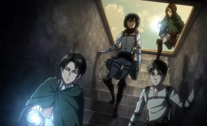 Последний сезон «Атаки титанов» выйдет 6 декабря