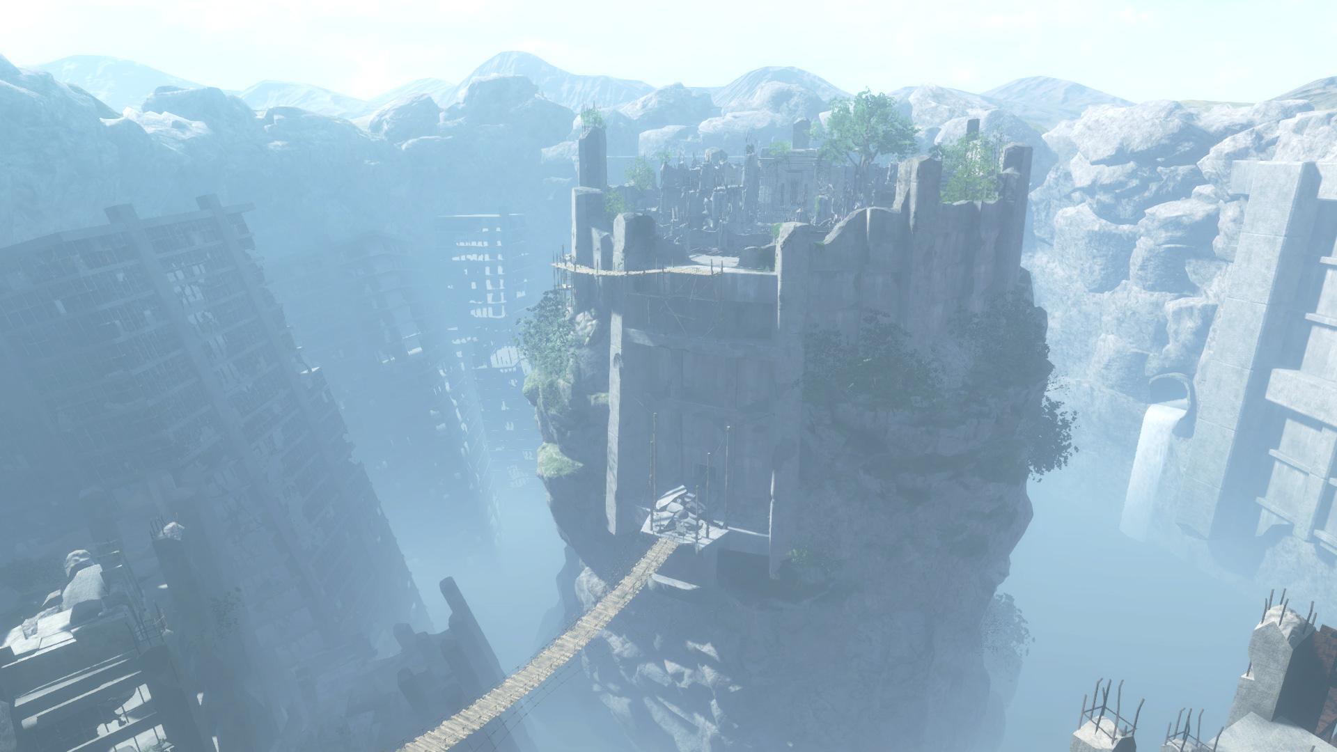Новый трейлер NieR:Replicant — игра выйдет 23 апреля 3