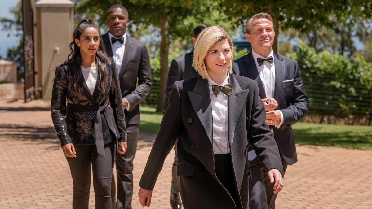 Инсайдер: 13 сезон «Доктора Кто» могут отложить до2022 года