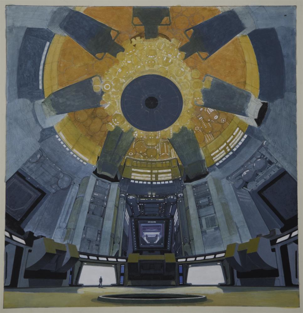 Умер Рон Кобб — художник-постановщик и дизайнер «Чужого», «Звёздных войн» и «Назад в будущее» 11