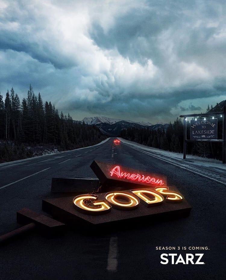 Когда стартуют съёмки «Песочного человека» и «Американских богов»? Отвечает Нил Гейман 1